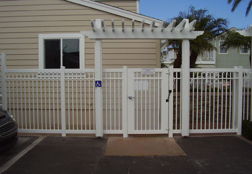 commercial pool fence irvine ca