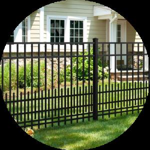 Iron Fence Irvine CA