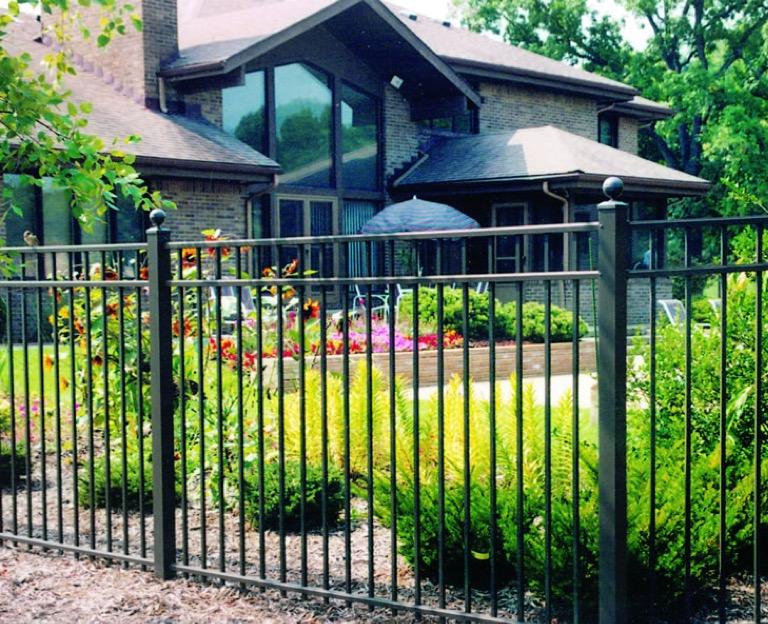 metal pool fence irvine ca